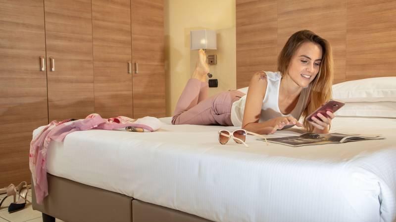 Domidea-Business-Hotel-Rome-Executive-room-2020-IMG-8883